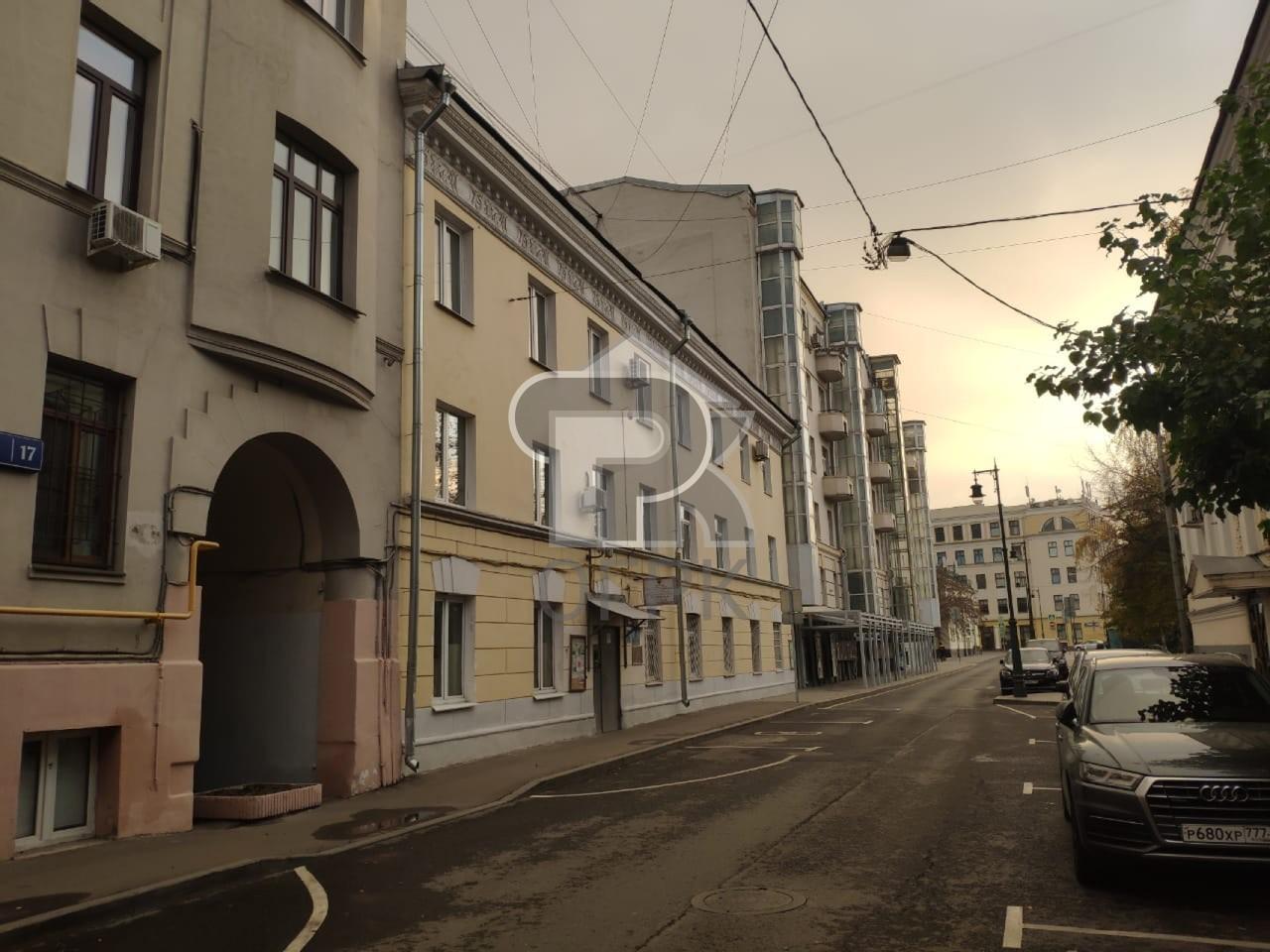 Купить 2-комнатную квартиру, город Москва, Москва, пер. Пушкарёв, д.19, №325799