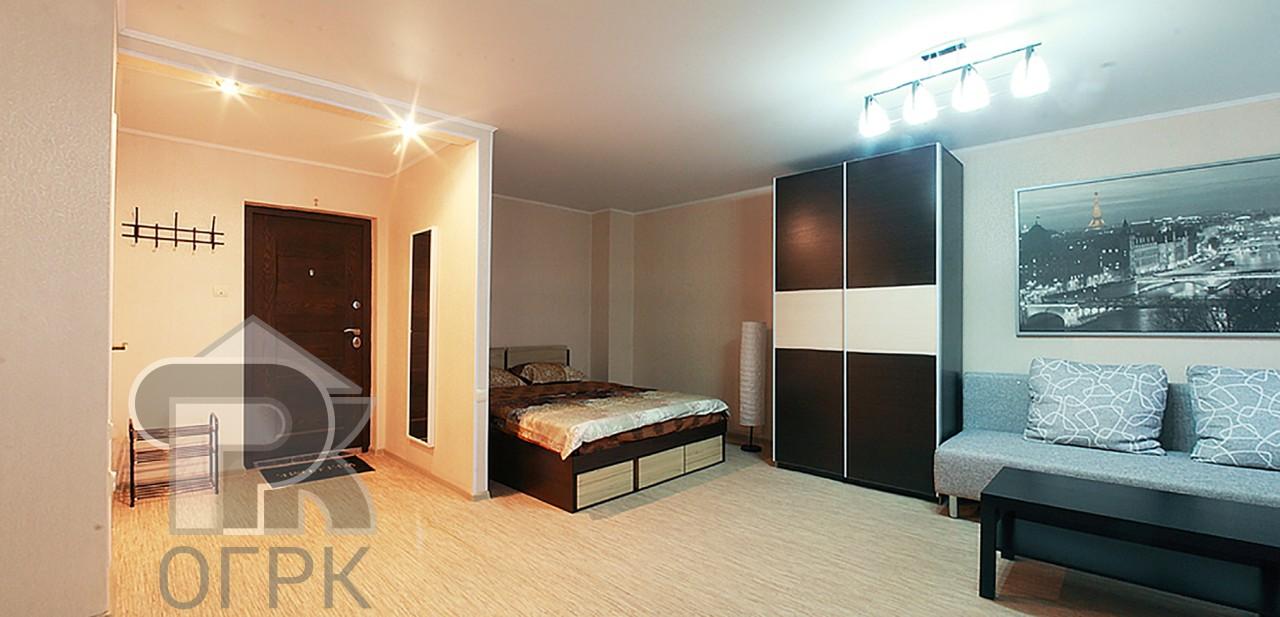 Купить 1-комнатную квартиру, №335371