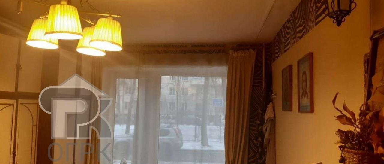 Купить 2-комнатную квартиру, город Москва, Москва, ул. 15-я Парковая, д.24к.2, №331266