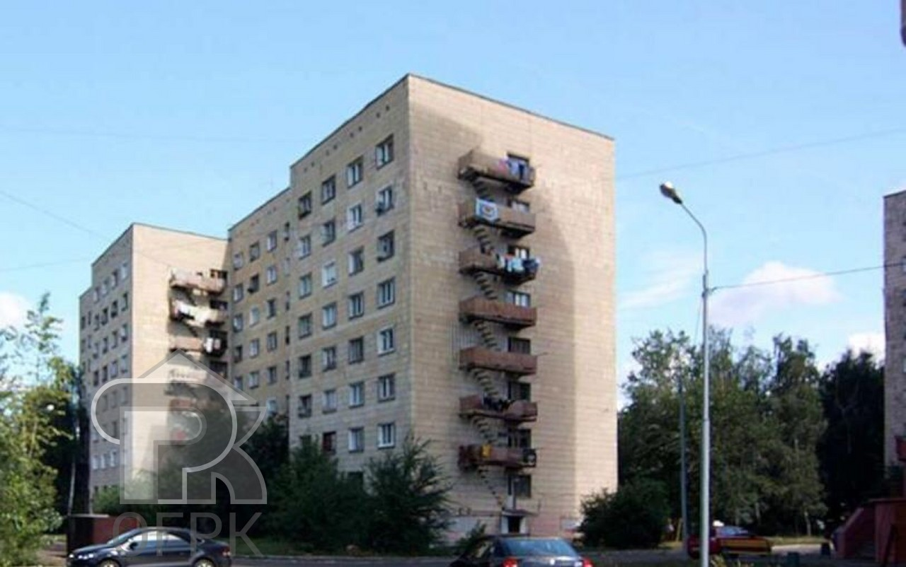 Купить 1-комнатную квартиру, №336657