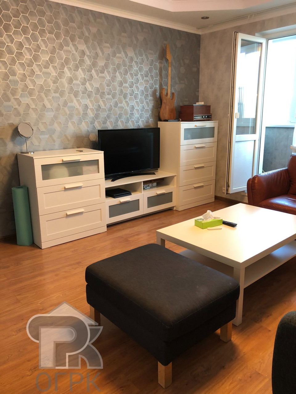 Купить 1-комнатную квартиру, №335390