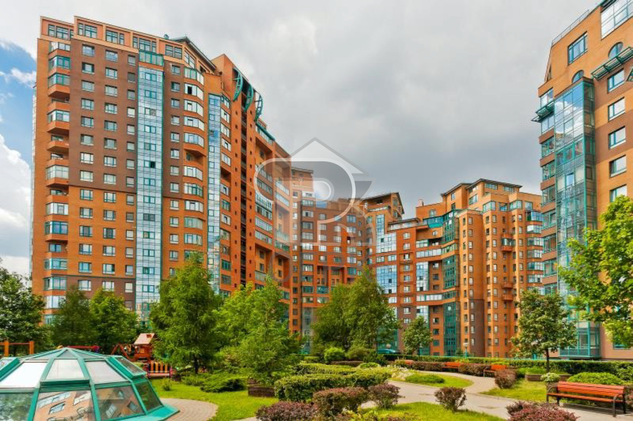 Купить 7-комнатную квартиру, город Москва, район Раменки, улица Минская, 1Г, корпус 1, дом 1Г, №303476