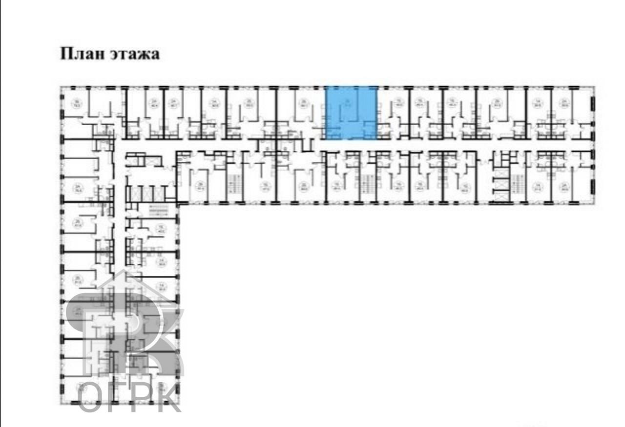 Купить 2-комнатную квартиру,  Москва,  жилой комплекс Стеллар Сити,  к1, №322286