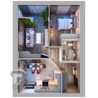 Купить 2-комнатную квартиру, №337740