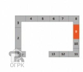 Купить 1-комнатную квартиру,  Ленинский городской округ, Ленинский городской округ, Парковая улица, 3, №326835