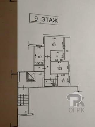Купить 4-комнатную квартиру, город Балашиха, микрорайон Железнодорожный, улица Октябрьская, 1, , дом 1, №304558