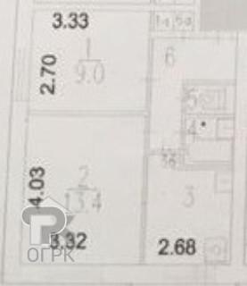 Купить 2-комнатную квартиру, город Москва, Москва, Союзный пр-т, д.22к.1, №310863